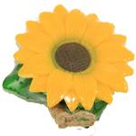 Тайское фигурное мыло  Подсолнух желтый, 110 гр