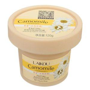 Пилинг-скатка с экстрактом ромашки Camomile Facial Exfoliator Laikou, 120 гр