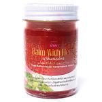 Красный бальзам с травами Banna Balm With Herb, 50 гр