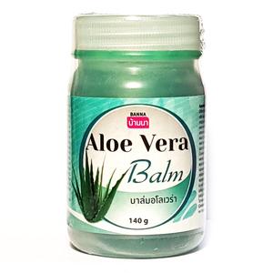 Ароматический бальзам для тела с алоэ Banna Aloe Vera, 140 гр