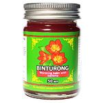 Разогревающий бальзам с барлерией Binturong Warming Barleria Balm, 50 гр