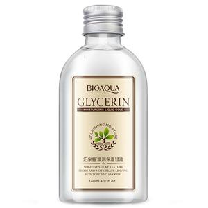 Глицерин с оливковым маслом Bioaqua, 140 мл