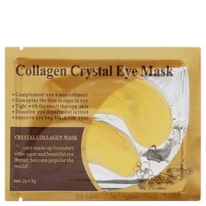 Патчи с золотом и коллагеном Collagen Gold Crystal Eye Mask