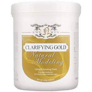 Альгинатная маска с золотом Anskin Clarifying Gold Modeling Mask, 450 гр