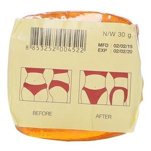 Антицеллюлитное массажное мыло USA Beauty, 30 гр