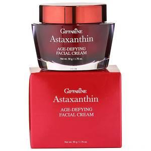 Антивозрастной крем для лица с астаксантином Giffarine Astaxanthin, 50 гр