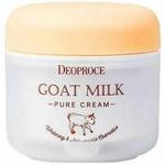 Антивозрастной крем для лица с козьим молоком Deoproce Goat Milk Cream, 50 гр