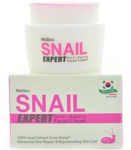 Антивозрастной крем для лица с улиткой Mistine Expert Snail Anti-Aging Cream, 40 мл