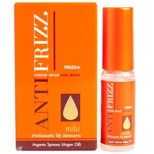 Сыворотка для волос с аргановым маслом Mistine Anti-Frizz, 20 мл