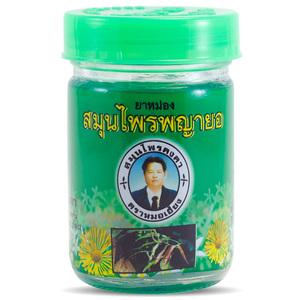 Бальзам c клинакантусом от раздражений на коже Kongka Payayor, 50 гр
