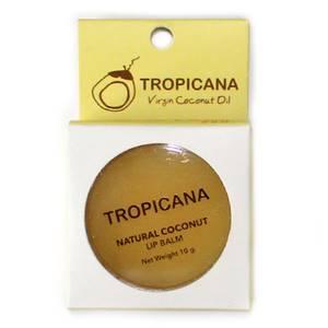 Бальзам для губ «Банановое счастье» Tropicana Lip Balm Banana Happy, 10 гр