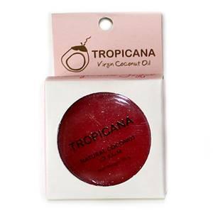 Бальзам для губ «Радостный гранат» Tropicana Lip Balm Pomegranate Joyful, 10 гр