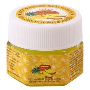 Бальзам для ног с ананасом Natural SP Beauty & Makeup, 20 гр