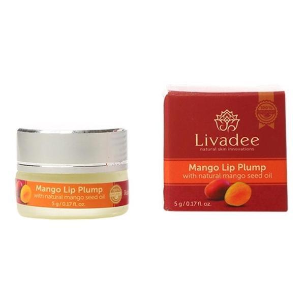 Бальзам плампер для увеличения губ Livadee «Сочное манго», 10 мл