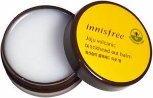 Бальзам с вулканическим пеплом Innisfree Jeju Volcanic, 30 гр