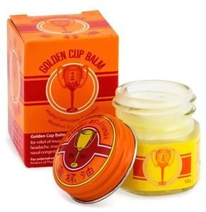 Бальзам «Золотая чаша» White Monkey Golden Cup Balm, 22 гр
