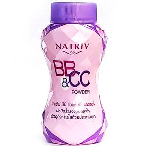 BB&CC пудра для любого типа кожи Natriv Powder, 40 гр
