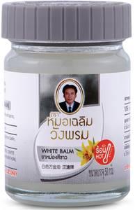 Белый бальзам с гаультерией Wang Prom White Hot Balm, 50 мл