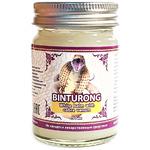 Белый бальзам с ядом кобры Binturong White Balm Cobra Venom, 50 гр