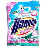 Бесфосфатный стиральный порошок для цветных тканей Attack Romance, 90 гр