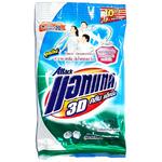 Бесфосфатный стиральный порошок с тройным действием Attack 3D, 100 гр
