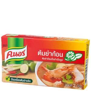 Бульонный кубик для приготовления супа Том Ям Knorr Tom Yum, 2 шт