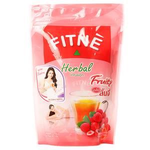 Чай для похудения Fitne с ароматом личи, 15 пакетиков