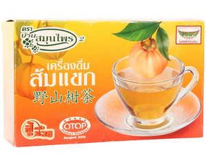 Чай для похудения с гарцинией, 12 пакетиков