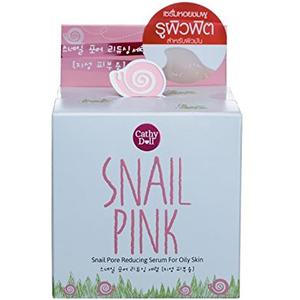 Cыворотка для жирной кожи и сужения пор Cathy Doll Snail Pink Pore Reducing, 50 гр