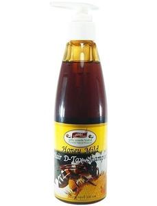 Детокс-шампунь с медом для поврежденных волос, 300 мл