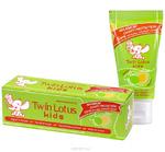 Детская зубная паста «Twin Lotus Kids» с дыней и гуавой, 50 гр