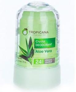 Дезодорант-кристалл с Алоэ вера Tropicana, 70 гр