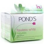 Дневной крем для лица «Сияющая белизна» Ponds Flawless White Naturals, 110 гр
