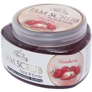 Джем-скраб с экстрактом клубники Beauty Siam, 100 гр