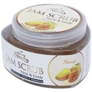 Джем-скраб с экстрактом манго Beauty Siam, 100 гр