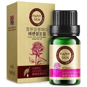 Эфирное масло розы Rorec Essencial Oil, 10 мл