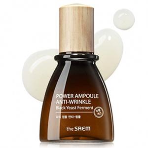Эссенция ампульная антивозрастная The Saem Power Ampoule Anti-Wrinkle, 40 мл