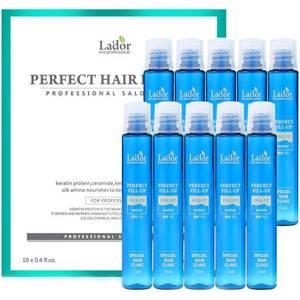 Филлер для восстановления волос Lador Perfect Hair Filler, 10 шт