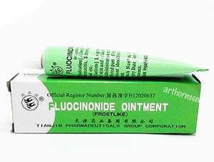 Флуоцинонидная тайская мазь, 10 гр
