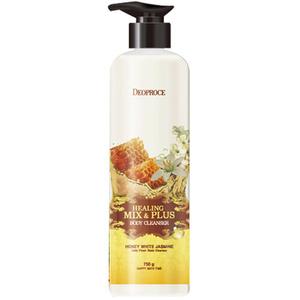 Гель для душа мед и жасмин Deoproce Healing Mix Body Cleanser, 750 гр