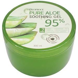 Гель для тела с алоэ Deoproce Pure Aloe Soothing Gel, 300 мл