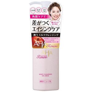 Гель-молочко для снятия макияжа с AHA-кислотами BCL Research, 135 мл