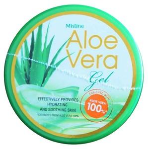 Гель с алоэ вера и гиалуроновой кислотой Mistine 100% Aloe Vera, 50 гр
