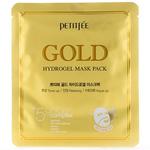 Гидрогелевая маска для лица с золотом Petitfee Gold Hydrogel Mask, 32 гр