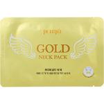 Гидрогелевая маска для шеи с золотом Petitfee Gold Neck Pack, 30 мл