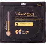 Гидрогелевая маска с золотом Anskin Natural Gold Hydro Essence Gel Mask, 70 гр