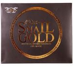 Гидрогелевая маска улиточная с золотом Anskin Natural Snail Gold Hydro Essense, 5 шт