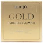 Гидрогелевые патчи для глаз c золотом 24K Petitfee Gold Hydrogel Eye Patch, 60 шт