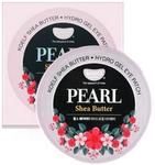 Гидрогелевые патчи для глаз с маслом ши и жемчугом Koelf Pearl & Shea Butter, 60 шт
