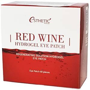 Гидрогелевые патчи с экстрактом красного вина Esthetic House, 60 шт